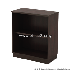 Q-YO9-W OPEN SHELF LOW CABINET